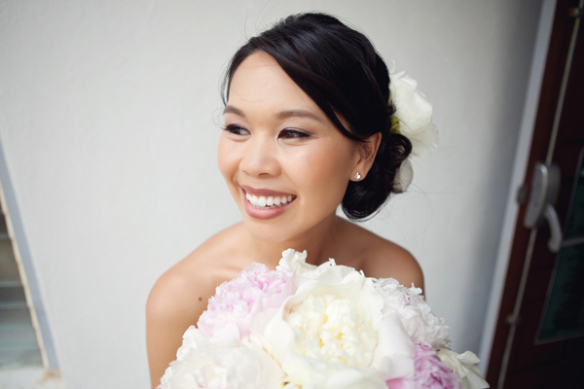 Wedding Hairstyles With Flowers Best Day Ever