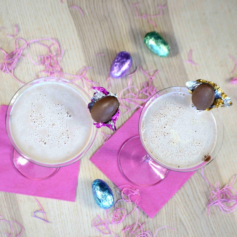 Easter Egg Martini