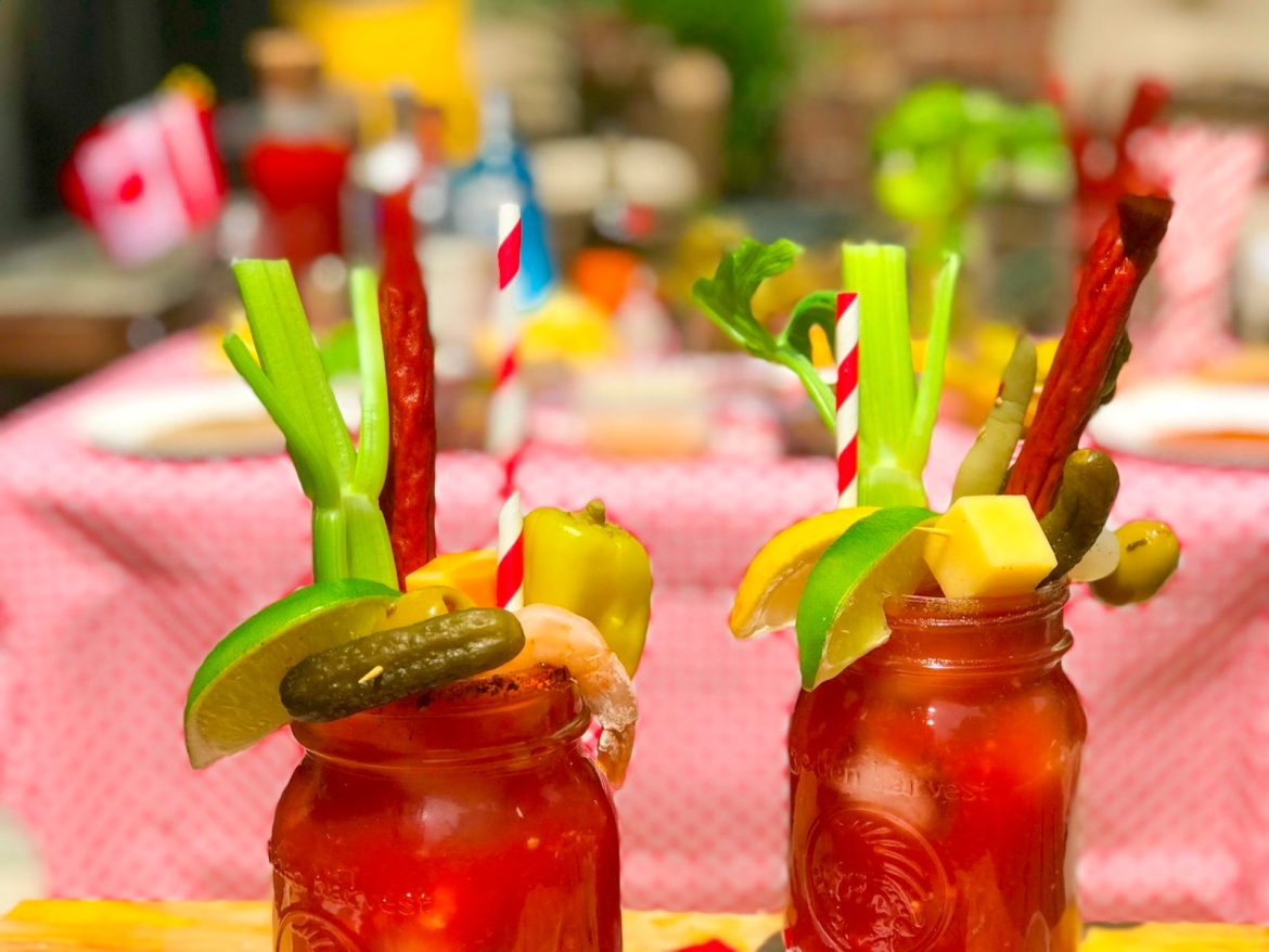 How to Host a Caesar Bar