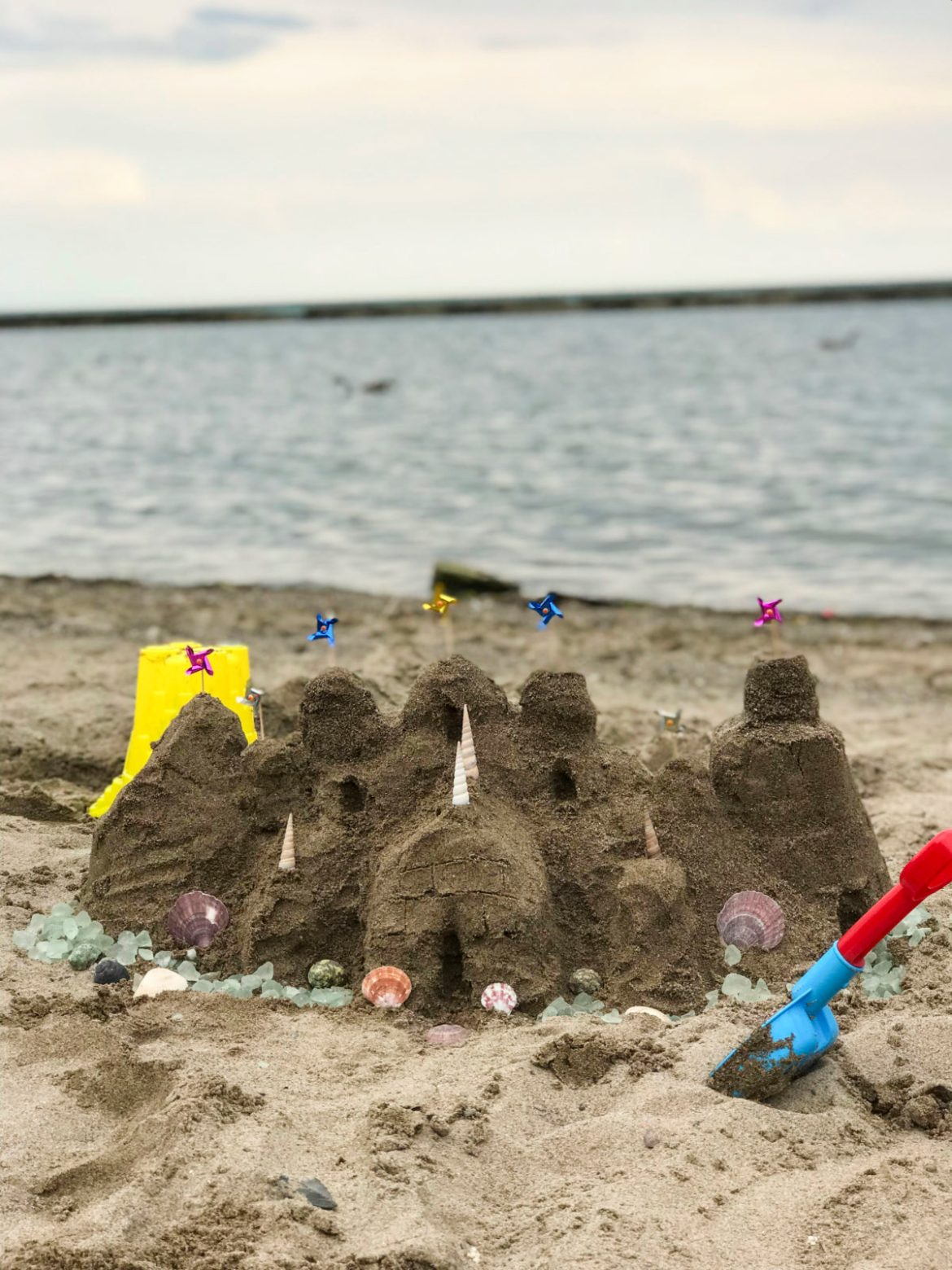 Have Crazy Amounts of Fun Building Sandcastles