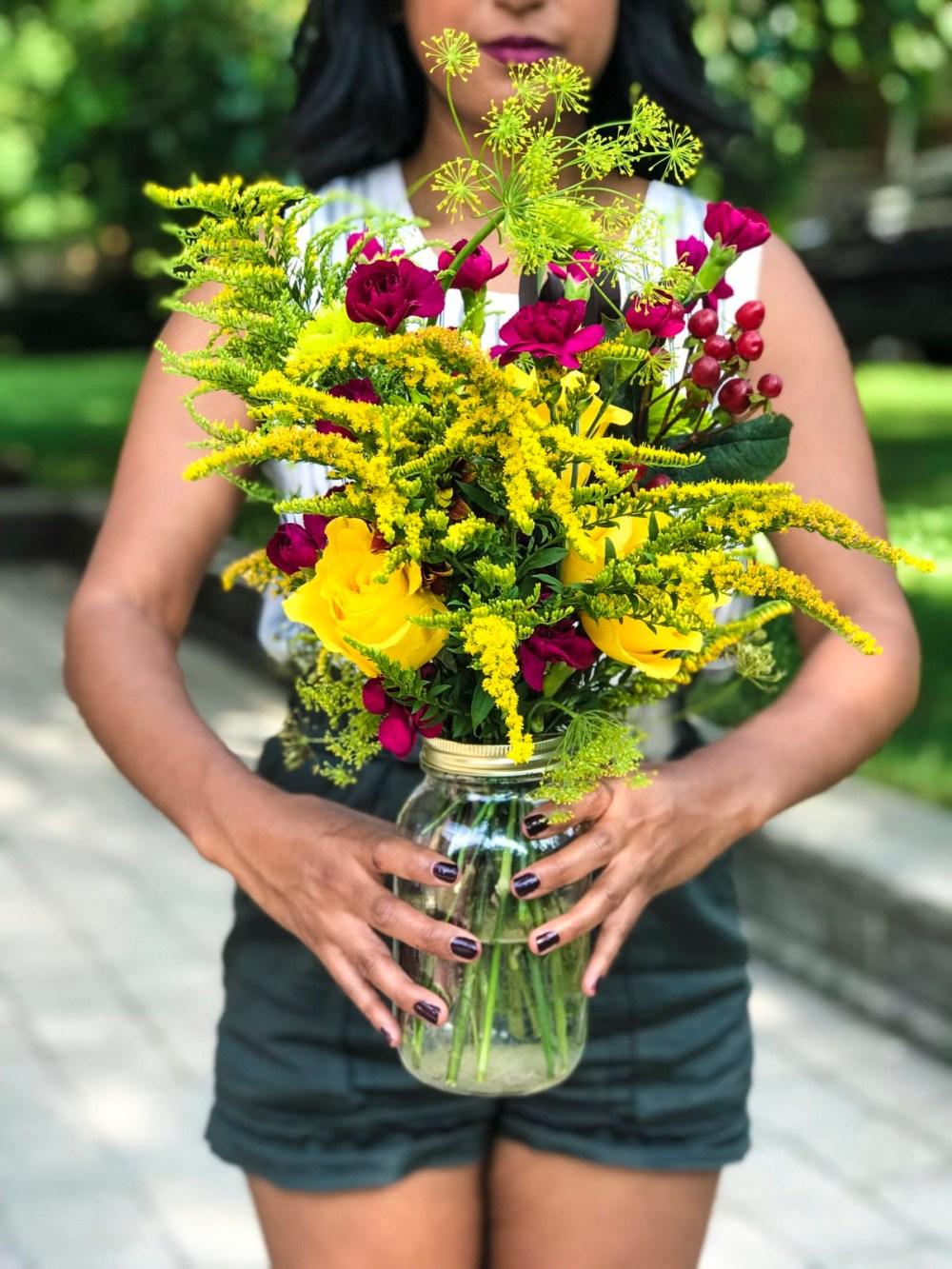 Floral Arrangements DIY