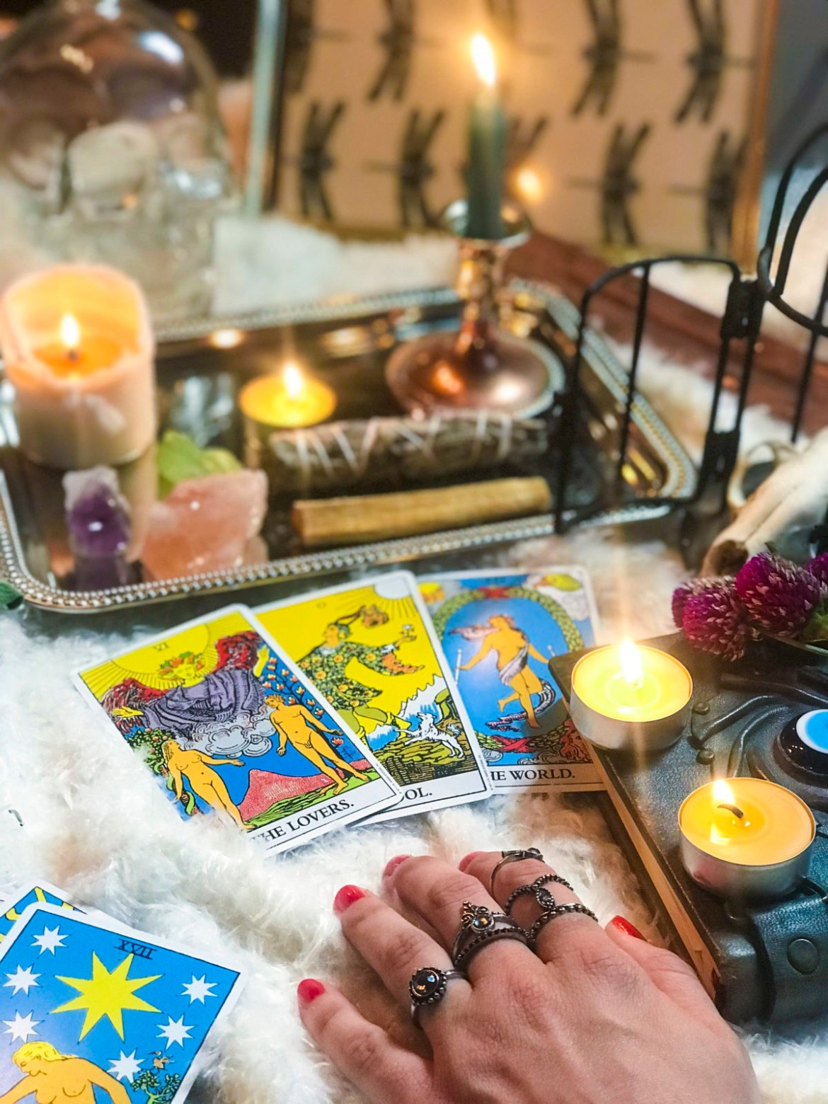 Get Spiritual with an Introduction to Tarot