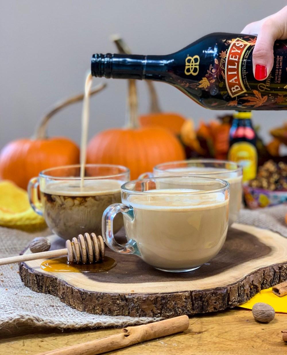 Make Pumpkin Pie Granola Yogurt Parfaits