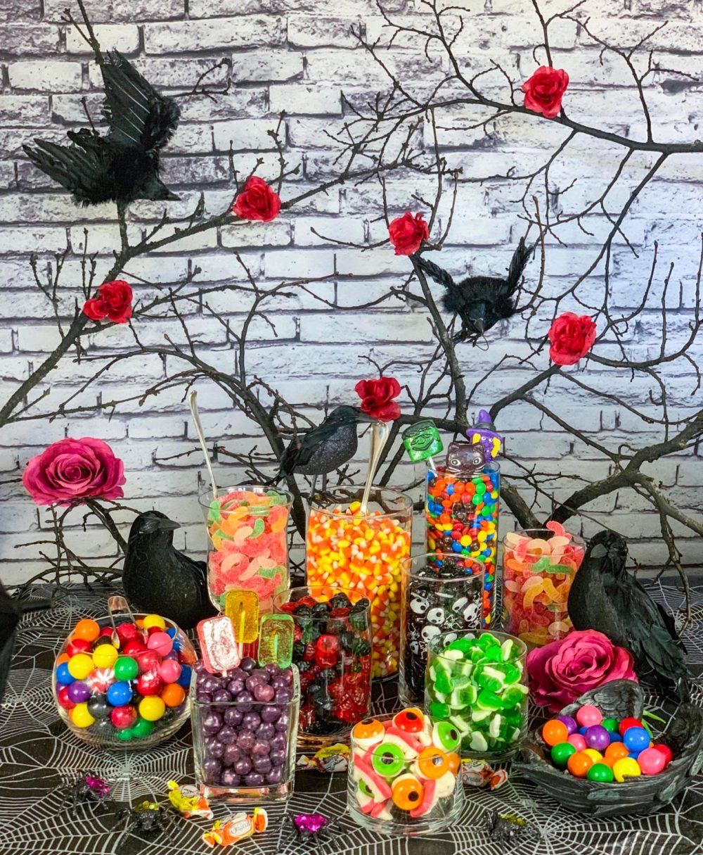 Create a Halloween Candy Bar