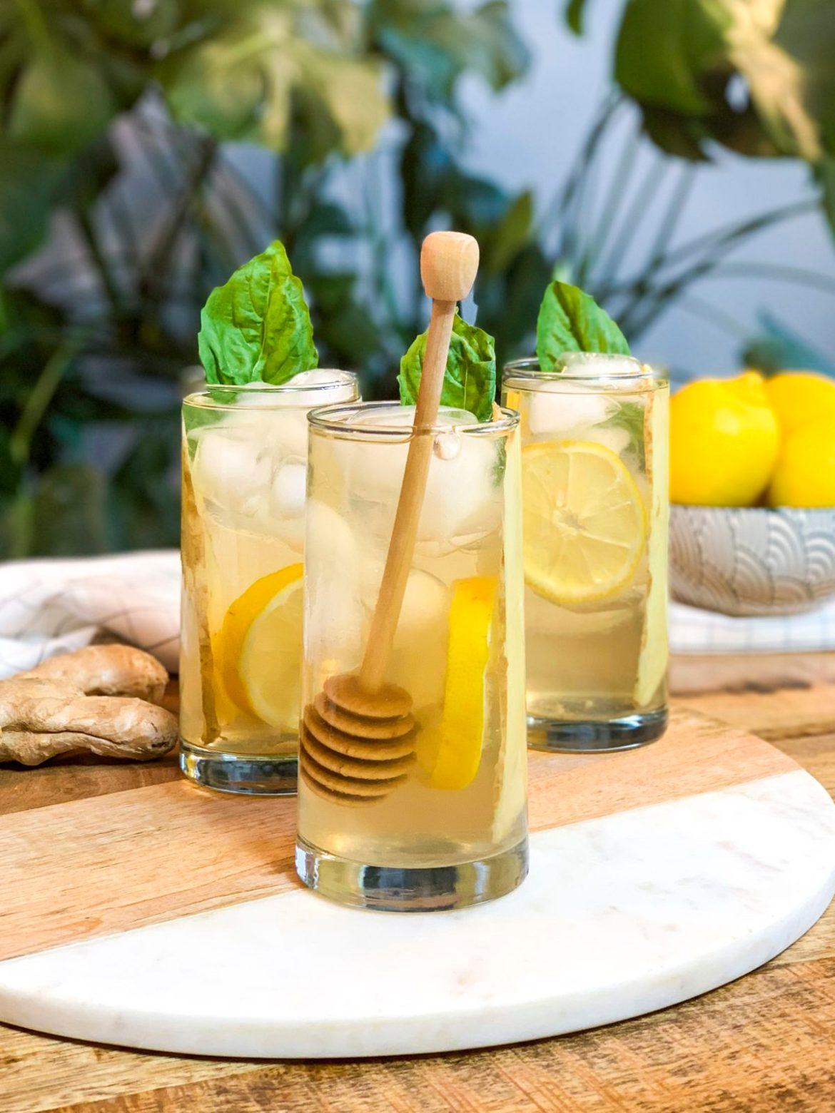 Ginger Ginseng Tea Recipe