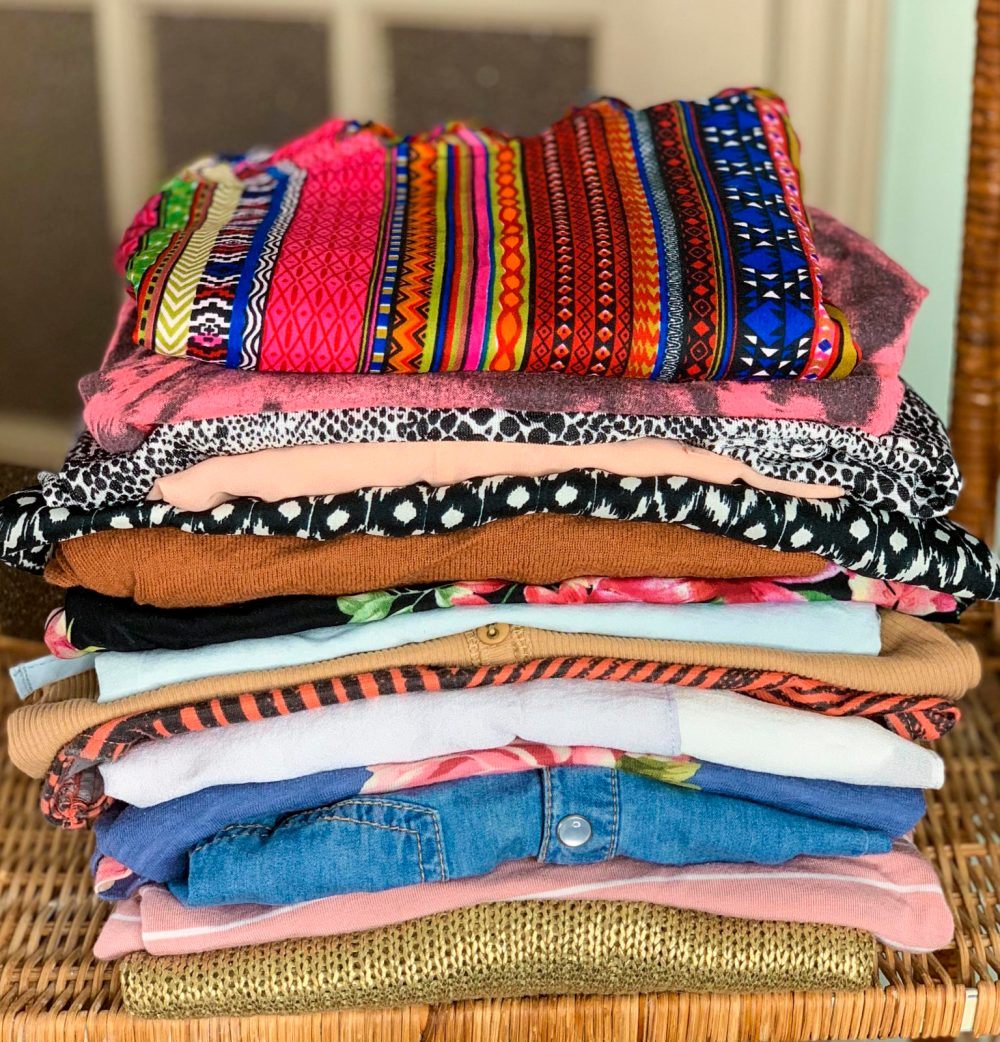 Gather a Group for a Clothing Swap