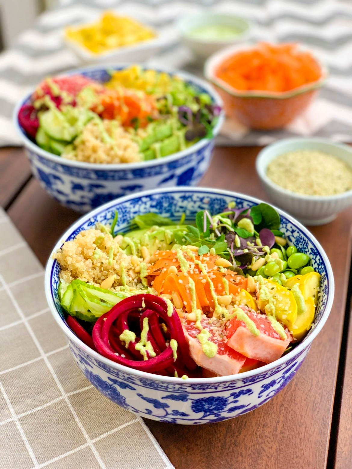 Be Healthy with a Vegan Buddha Bowl