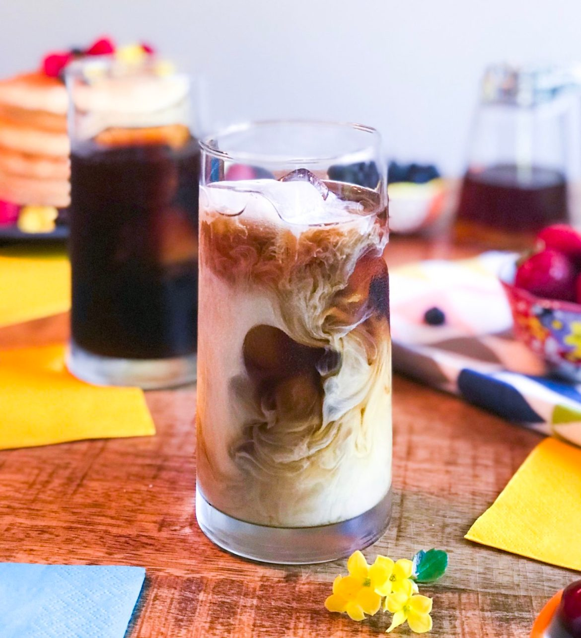 Boozy Iced Coffee