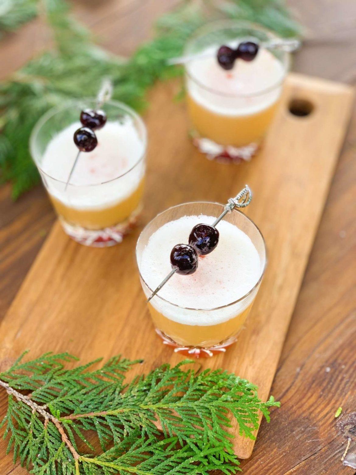 Cedar Sour