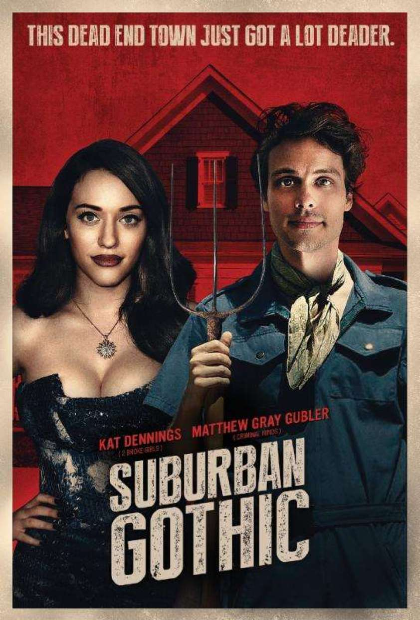 suburban gothic favourite scary movies