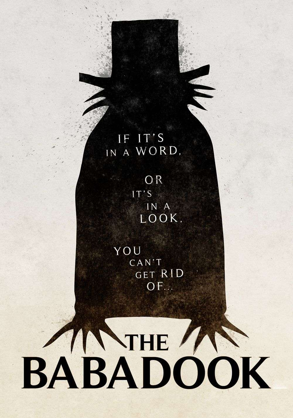 the babadook favourite scary movies