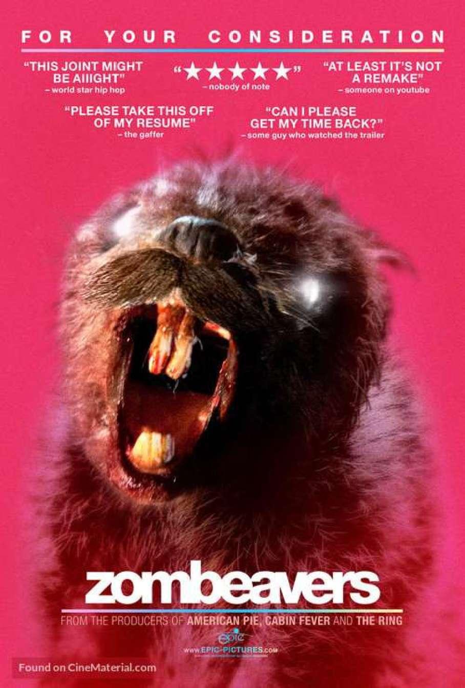 Zombeavers Favourite Scary Movies