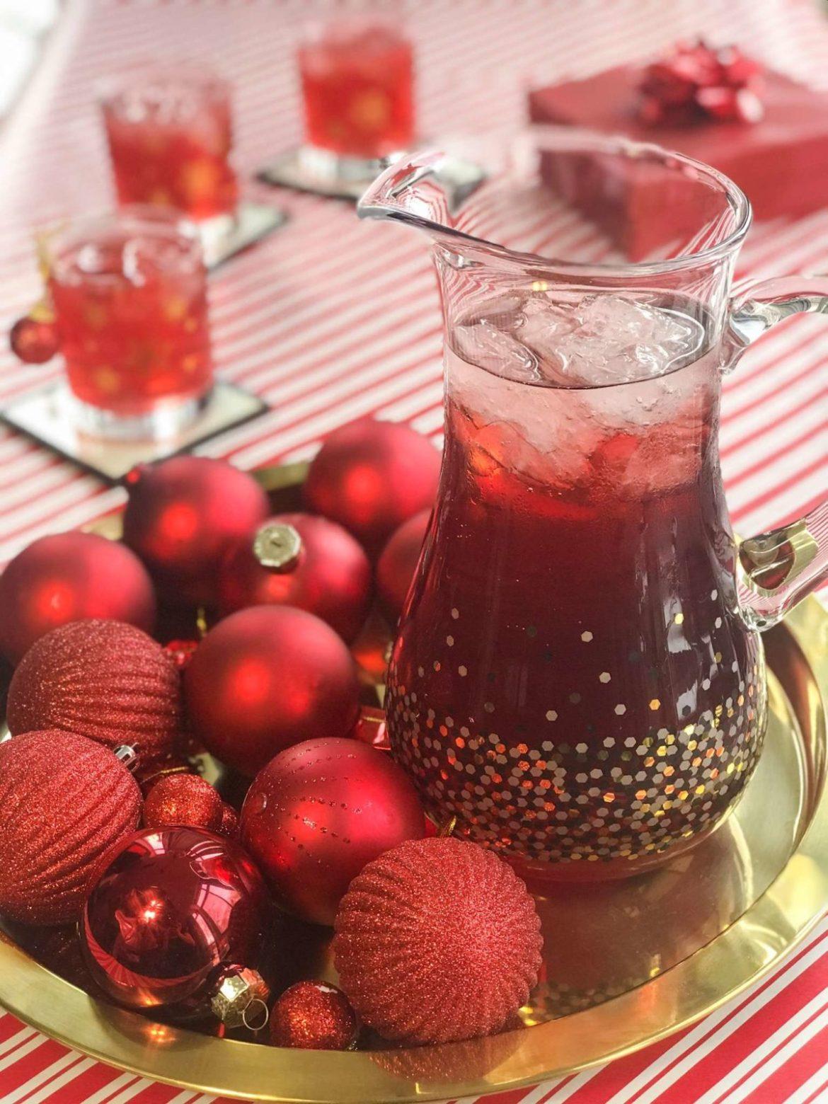 Sleigh Ride Christmas Mocktail