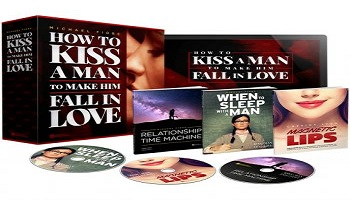 Kissing Magic – How To Kiss a Man To Make Him Fall In Love
