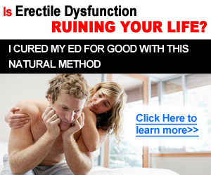The Erectile Dysfunction Bible