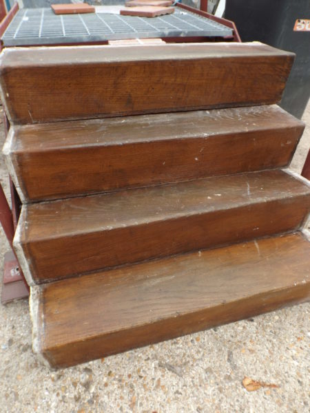 Solid Oak Staircase