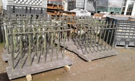 Cast Railings