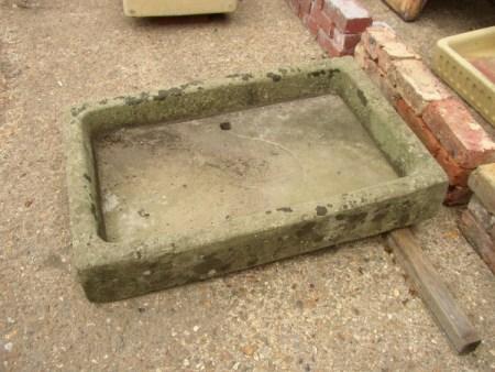 Sandstone Sink