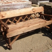 Chestnut Bench
