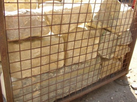 Falmer Dressed Sandstone Walling