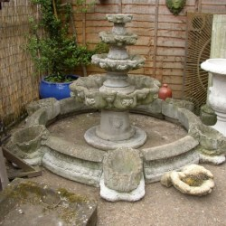 Four Tier Fountain