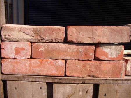 French Red Kiln Bricks