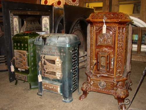 French Enamelled Stoves