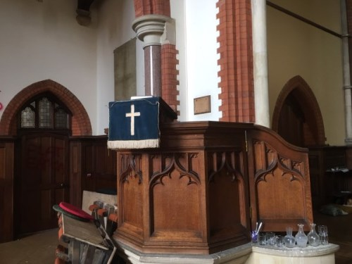 Church Salvage