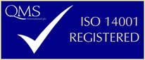 ISO14001 Registered