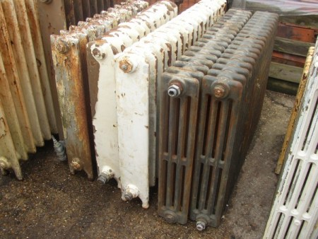 School & Four Column Radiators