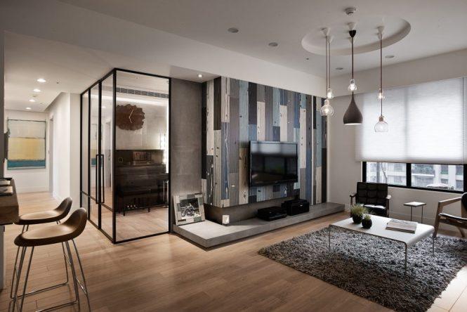 Modern Apartment In European Style