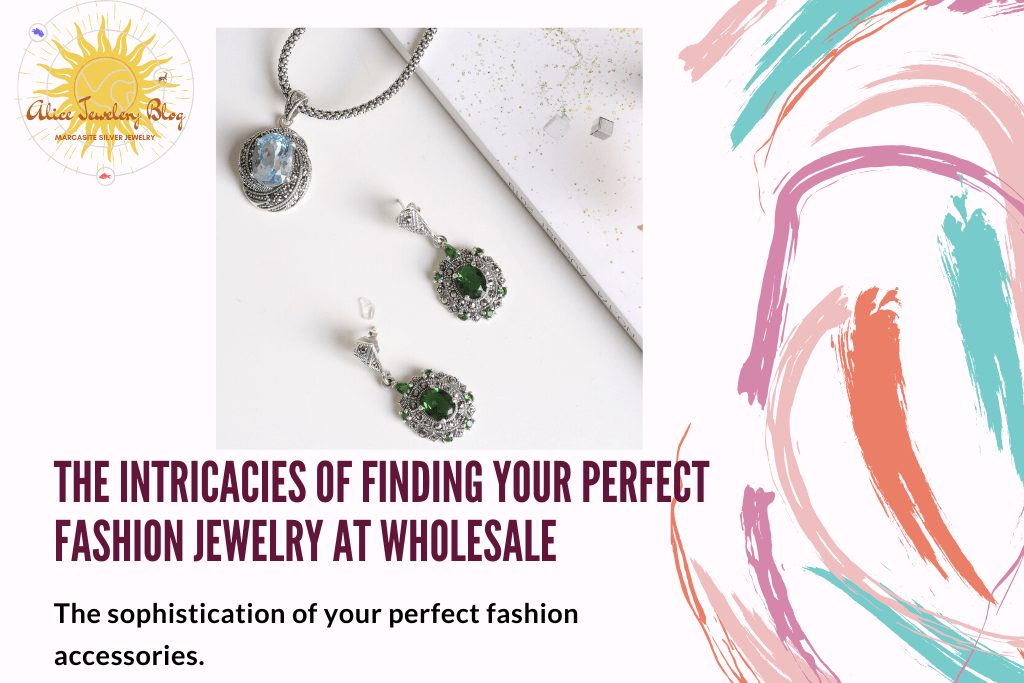 2.The intricacies of finding your perfect at wholesale fashion jewelry