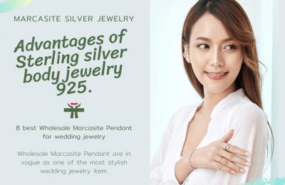 Advantages of Sterling silver body jewelry 925.