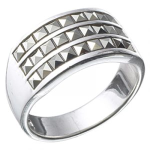 10 Plain Silver Rings For Men 01