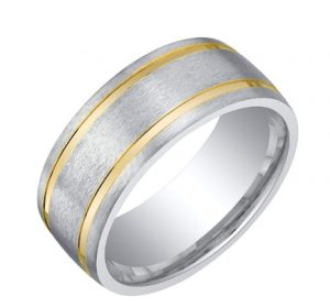 10 Plain Silver Rings For Men 10
