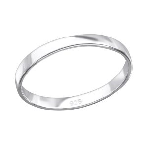 10 Plain Silver Rings For Men 02