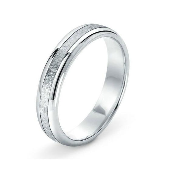 10 Plain Silver Rings For Men 04