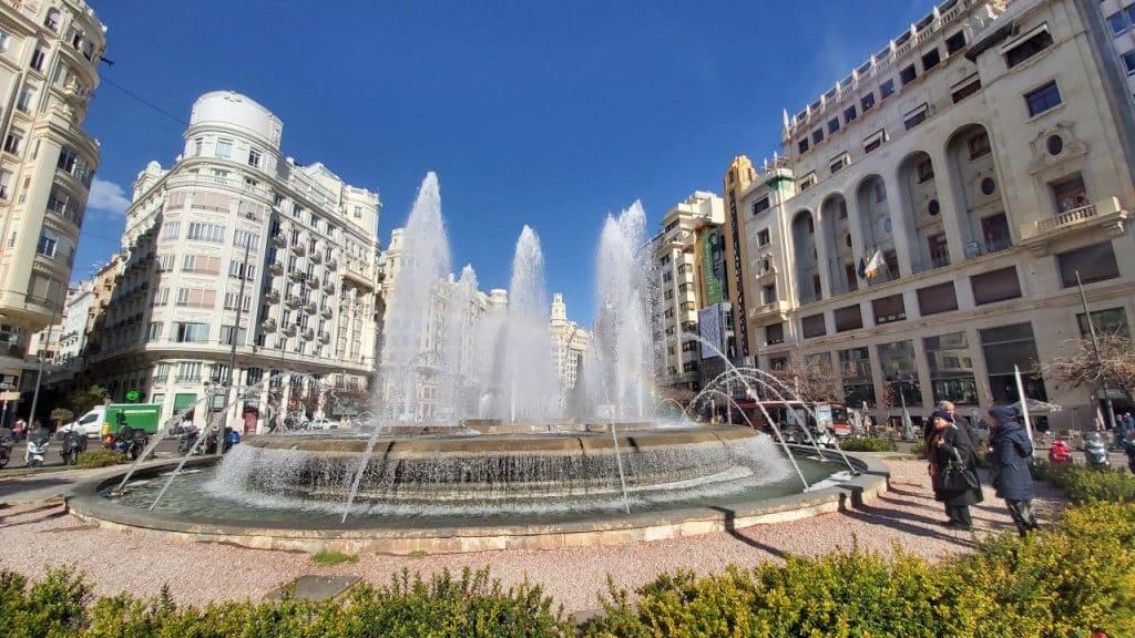 Mejor barrio donde alojarse en Valencia - Casco Histórico