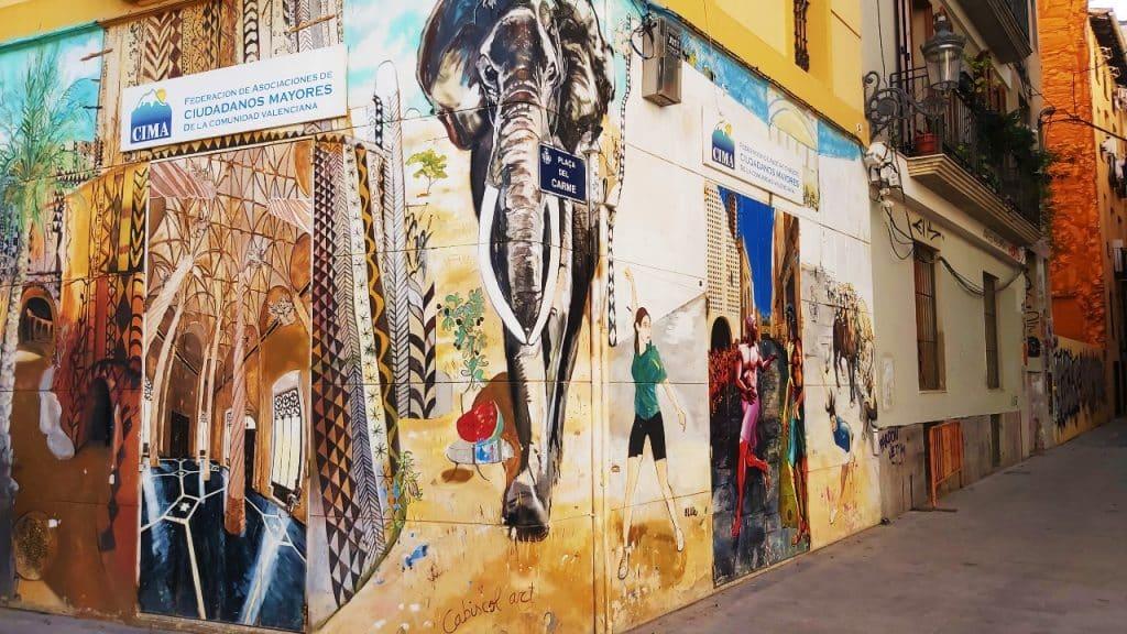 Dónde dormir en Valencia para vida nocturna - Barrio del Carmen & Centro Histórico