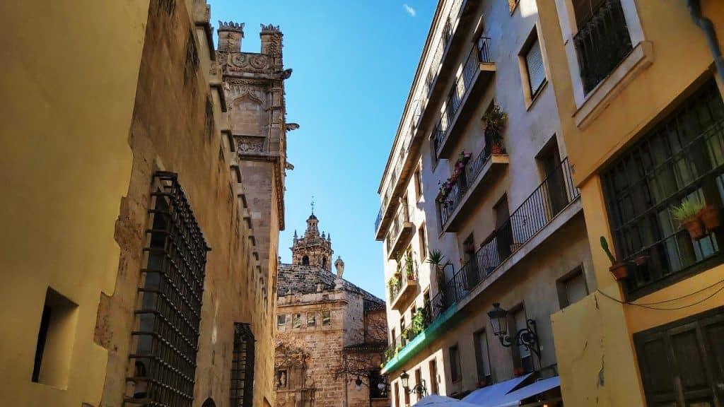 Mejor ubicación en Valencia para turistas - Ciutat Vella