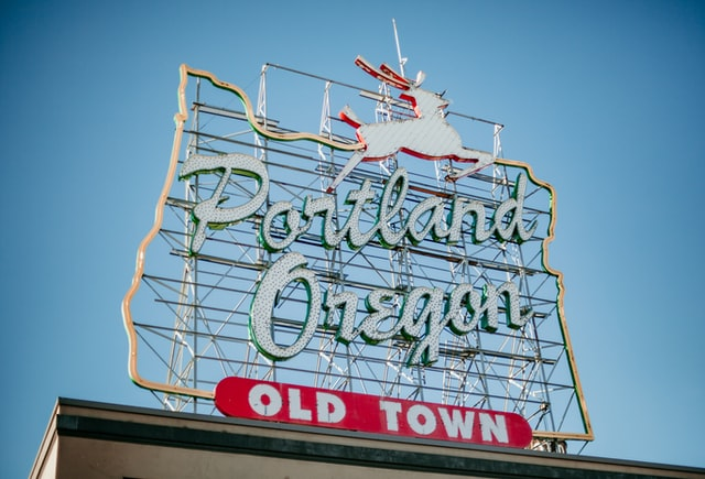 Best location for sightseeing in Portland, Oregon - Downtown
