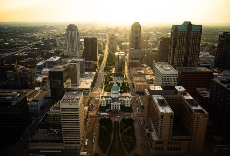 The Best Areas to Stay in St Louis, MO