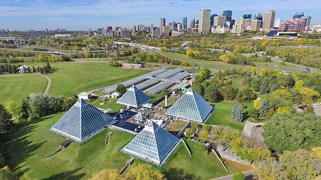 Dónde quedarse en Edmonton, AB - South Central
