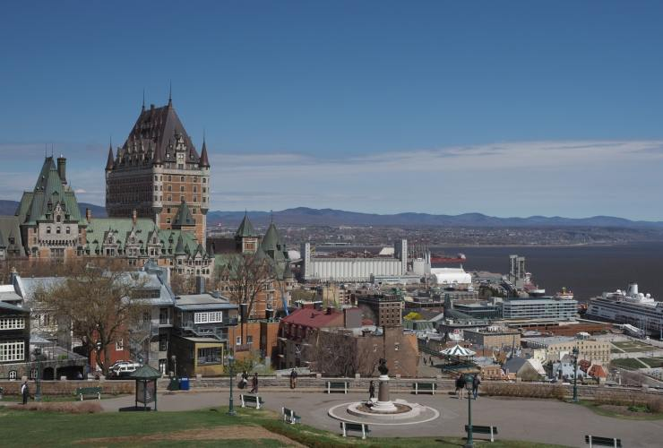 The Best Areas to Stay in Quebec City, Canada