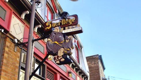 Where to stay in Quebec City for nightlife - Saint-Jean-Baptiste