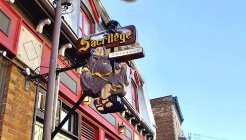 Dónde dormir en la Ciudad de Quebec para vida nocturna - Saint-Jean-Baptiste