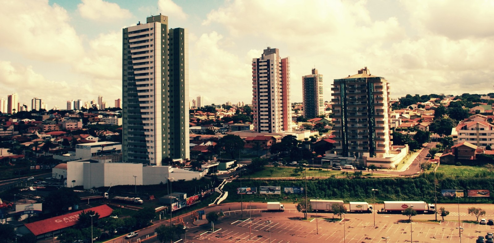 The Best Areas to Stay in Campo Grande, Brazil
