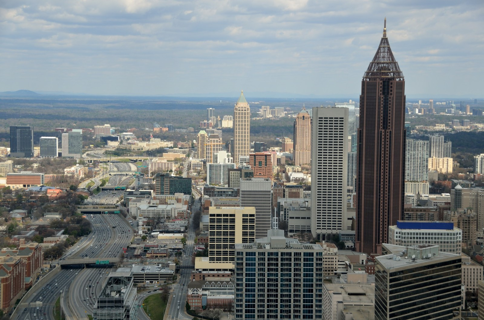 The Best Areas to Stay in Atlanta, Georgia