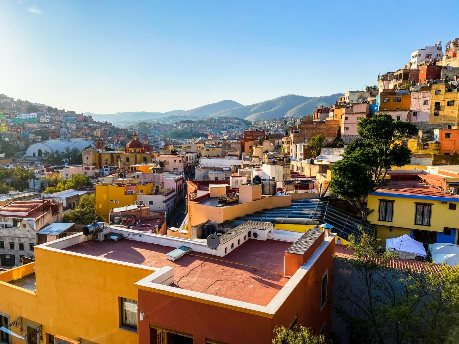 The Best Areas to Stay in Guanajuato, Mexico