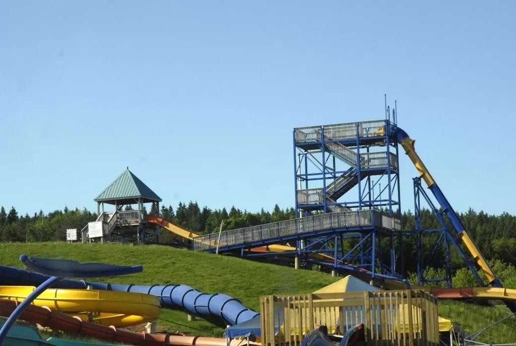 Mejor zona donde alojarse en Moncton, NB - Magnetic Hill